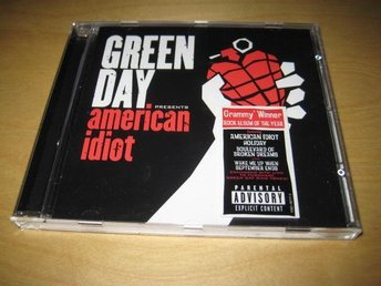 GREEN DAY - AMERICAN IDIOT.