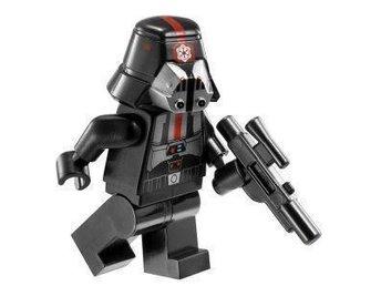 Lego - Star Wars - Figurer - Sith Trooper SVART 75001 NY - Uddevalla - Lego - Star Wars - Figurer - Sith Trooper SVART 75001 NY - Uddevalla