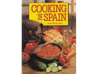 COOKING in SPAIN av Mendel Searl, Janet