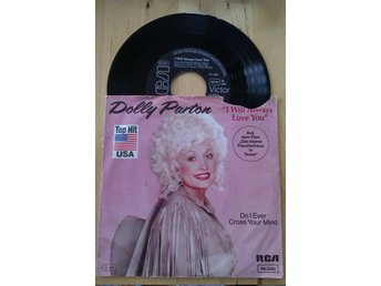 "DOLLY PARTON - I Will Always Love You 7"" Klassiker"