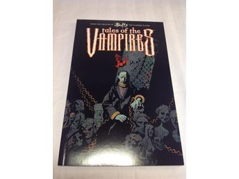 Tales of the Vampires From the Creator of Buffy the Vampire Slayer vampyrer!