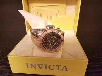 Invicta  Two-tone 50mm Subaqua Noma III Swiss Chronograph Dial Mens Watch