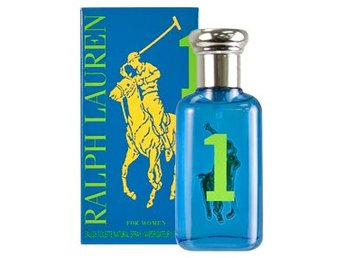 Ralph Lauren Big Pony Women #1 Blue EdT