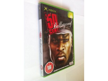Xbox: 50 Cent Bulletproof
