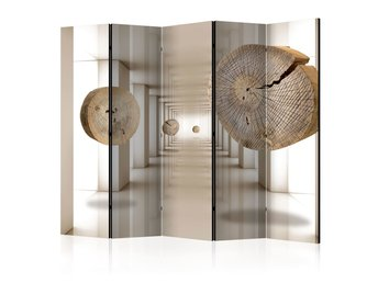 Rumsavdelare - Futuristic Forest II Room Dividers 225x172