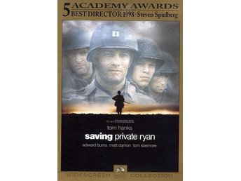 DVD saving private ryan