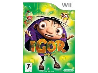 Igor - The Game Nintendo Wii
