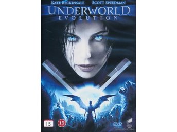 UNDERWORLD Evolution inplastad!