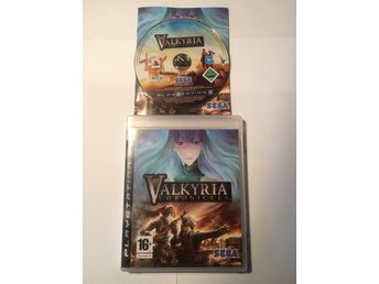 Valkyria chronicles, Ps3 playstation 3