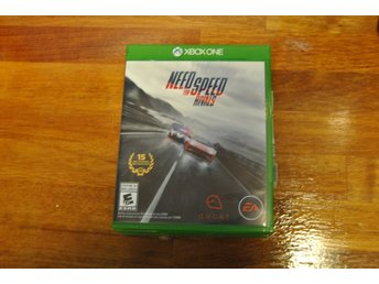 Need for Speed Rivals Xbox one/One S Spel