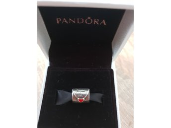 Pandora charm From me to my love