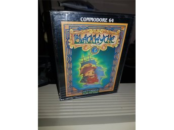 BLACKWYCHE till Commodore 64
