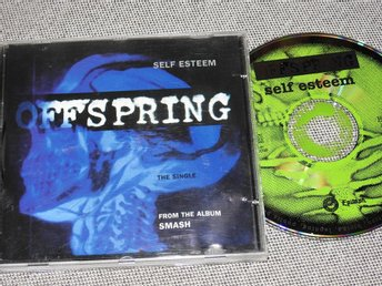 Offspring - Self Esteem CD Single (from the Album Smash)