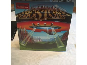 Boston,2a LPn, Don't Look Back, Epic, FOC, Orig Inner Sleeve, NL-78