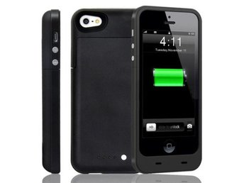 Extern batteriskal iPhone 4/4S