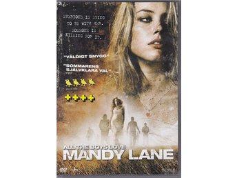 All the boys love Mandy Lane - Amber Heard och Anson Mount - Linköping - All the boys love Mandy Lane - Amber Heard och Anson Mount - Linköping