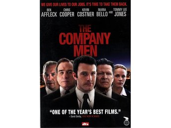Company Men / Ben Affleck Kevin Costner Tommy Lee Jones DVD - Lund - Company Men / Ben Affleck Kevin Costner Tommy Lee Jones DVD - Lund