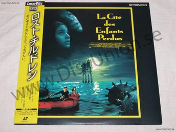 CITY OF THE LOST CHILDREN - WIDESCREEN JAPAN LD