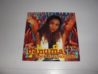 Danuma  -  Look at your man  - CD Singel