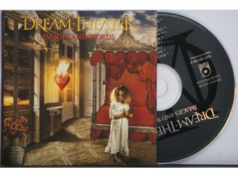 Dream Theater – Images And Words – CD