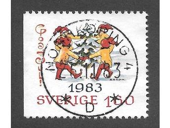 Sverige - FACITnr. 1275 Norrköping 26 NOV 1983. LYX / PRAKT - Nyköping - Sverige - FACITnr. 1275 Norrköping 26 NOV 1983. LYX / PRAKT - Nyköping