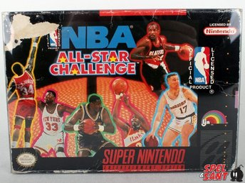 NBA All-Star Challengel (inkl. Skyddsbox & Amerikanskt Version)