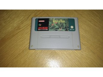 Super Nintendo/SNES: Secret of Mana (UKV)