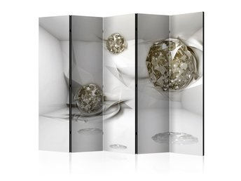 Rumsavdelare - Abstract Diamonds II Room Dividers 225x172