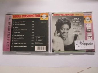 Dinah Washington - I get a kick out of you