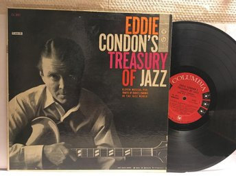 EDDIE CONDON - TREASURY OF JAZZ