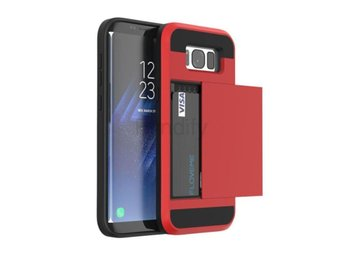Mobilskal FLOVEME Armor Case For Red For Galaxy S8