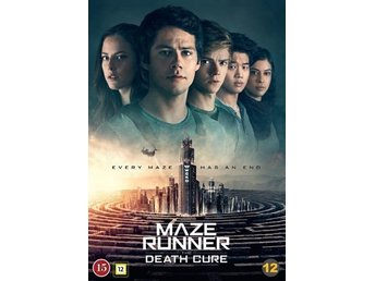 Maze Runner 3 - The Death Cure (DVD)