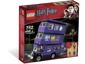 LEGO Harry Potter 4866 The Knight Bus