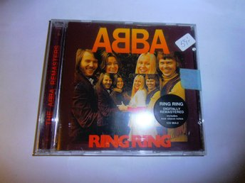 Abba - Ring Ring (Cd)