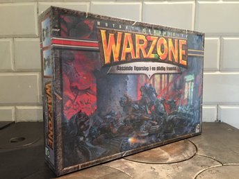 Warzone  Mutant Chronicles - Inplastat från 1998