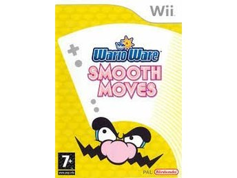 Warioware Smooth Moves Nintendo Wii