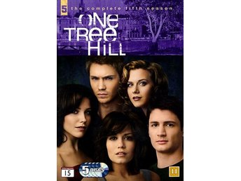 One Tree Hill / Säsong 5 (5 DVD)