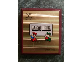 Nintendo * Game & Watch * Mario * Multi Screen