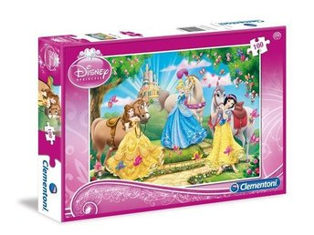 100 pcs. Puzzles Kids Special Collection Princess