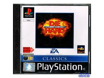 DIE HARD TRILOGY PS1 CLASSICS