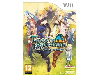 Tales of Symphonia Dawn of the New World Wii - Helt Nytt Fraktfritt