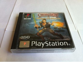 PS/PSone: Crusaders of Might and Magic (OBS Tysk)