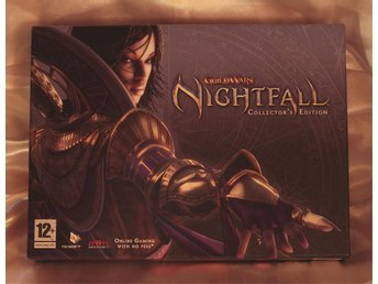 Guild Wars: Nightfall Collector's Edition - NY/NEW, FACTORY SEALED (RARE!) - Haparanda - Guild Wars: Nightfall Collector's Edition - NY/NEW, FACTORY SEALED (RARE!) - Haparanda