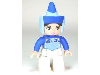 Lego - Duplo - Figur Princess Fairy Godmother NY - Uddevalla - Lego - Duplo - Figur Princess Fairy Godmother NY - Uddevalla
