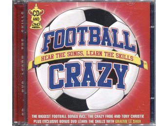 Football Crazy - 2006 - CD + DVD