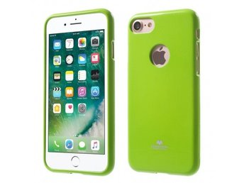 Mercury Jelly Case Apple iPhone 7 Färg: Lime