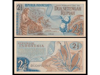 Indonesien 2,5 crore 1961