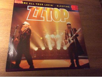 ZZ TOP - SLEEPING BAG - MAXI