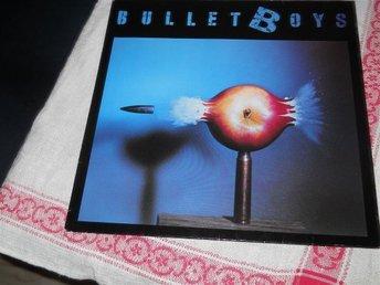 BULLET BOYS--Same. LP - Mellerud - BULLET BOYS--Same. LP - Mellerud
