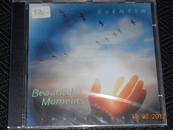 EVENTYR: Beautiful Moments, Inplastad CD Fønix Musik 2001 Relax/Meditation